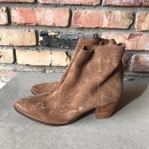 Coconuts by Matisse Faux Leather Booties